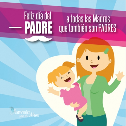 Madres que son padres
